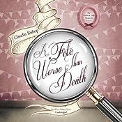 A Fete Worse Than Death | Claudia Bishop