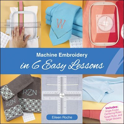 Embroidery Lesson - 1