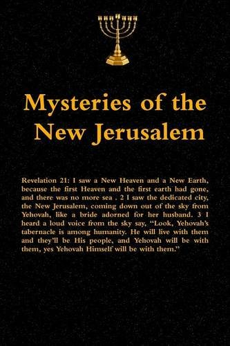 Download Mysteries of the New Jerusalem PDF