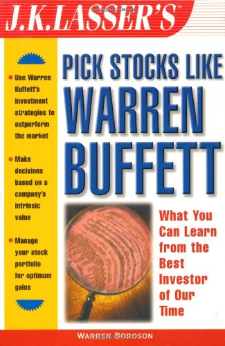 Marvelous J K Lassers Pick Stocks Like Warren Buffett Boroson Best Image Libraries Sapebelowcountryjoecom