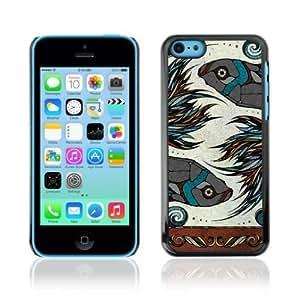 MMZ DIY PHONE CASEYOYOSHOP [Beautiful Zodiac Sign Fish] Apple iphone 5/5s Case