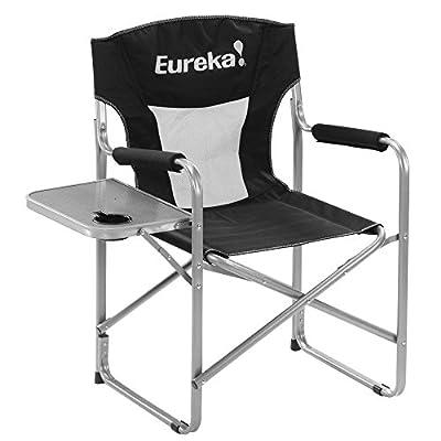 Eureka Directors Chair Side Table
