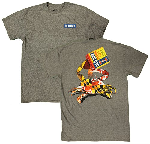 Men's Old Bay Crab with Open Can T-Shirt