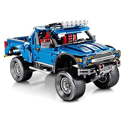Model Building Blocks F-150 Raptor Pickup Truck Model for sale  Delivered anywhere in USA
