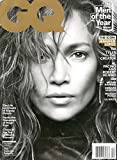 GQ Magazine (December, 2019/January, 2020) The 2019 Men of the Year issue Jennifer Lopez Cover