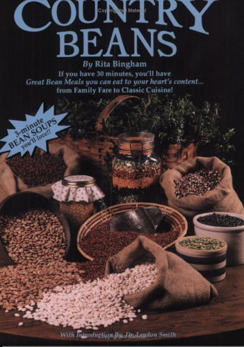 Country Beans - How to cook dry beans in only 3 minutes! ()