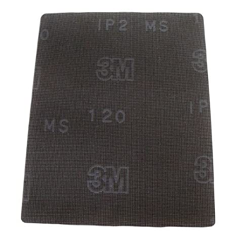 Case of 12 80 Grit 3M 29862 Sanding Screen 17XNH
