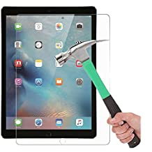 "New iPad 9.7"" (2017) / iPad Pro 9.7 / iPad Air 2 / iPad Air Screen Protector, Asstar 9H Hardness 2.5D Tempered Glass Bubble-Free / Anti-Scratch For Apple iPad Air / Air 2 / NEW iPad 9.7 2017 (1 Pack)"