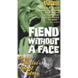Fiend Without a Face & Orson Welles Ghost