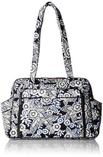 Vera Bradley Women's Stroll Around Baby Bag, Snow Lotus by Vera Bradley