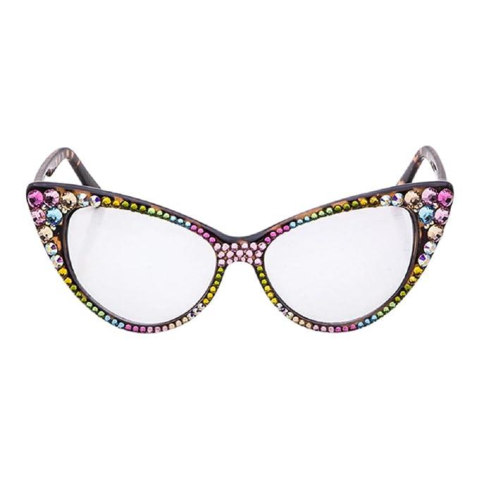 Amazon.com: 2Chique Boutique - Gafas ópticas para mujer ...