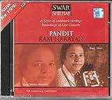 Live At Nehru Centre - Pandit Ram Narayan (Hindustani Classical Instrumental / Sarangi)
