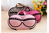 z starter socks - Hot sell Travel cosmetic bag anti-pressure underwear pouch bra bag covered bra finishing box panties socks portable mobile Cosmetic Bags
