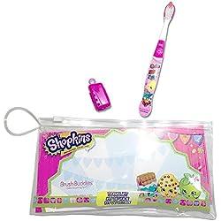 Brush Buddies Shopkins Oral Travel Kit
