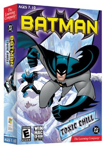 Batman: toxic chill gameplay walkthrough part 8: deciphering.