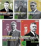 George Gently - Staffel 1-5 im Set - Deutsche Originalware [15 DVDs]