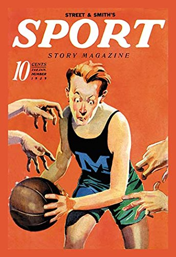 Sport Story Magazine: Stiff Competition (12x18 Paper (Sport Story Magazine)