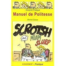 MANUEL DE POLITESSE