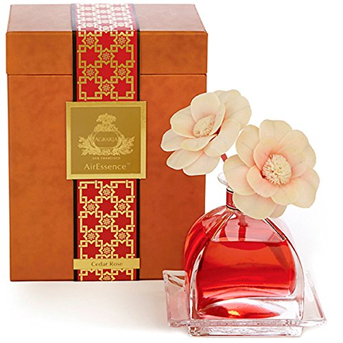 Cedar Rose AirEssence Diffuser by Agraria San Francisco