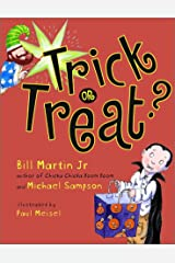 Trick or Treat? Hardcover