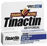 Tinactin Antifungal Jock Itch Cream, .5-Ounce Tubes