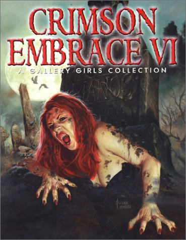Crimson Embrace 6 - A Gallery Girls Book (Gallery Girls Collection)