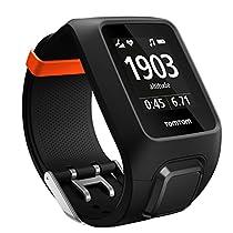 TomTom Adventurer - Reloj deportivo, 3 GB, GPS, pulsómetro integrado, más de 500 canciones