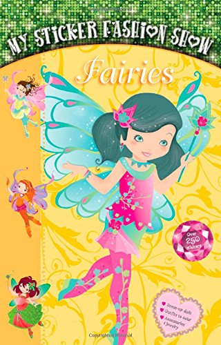 My Sticker Fashion Show: Fairies
