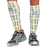 #7: Zensah Compression Leg Sleeves – Helps Shin Splints, Leg Sleeves for Running