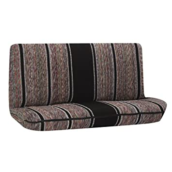 2 Pcs Saddle Blanket Standard Full Bench Seatcover