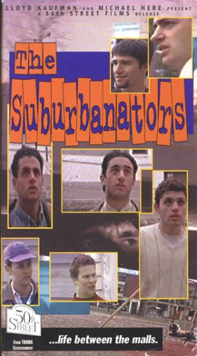 Suburbanators [VHS]