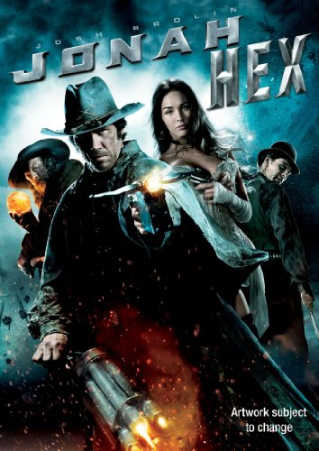 Image result for JONAH HEX UK DVD