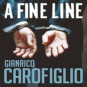 A Fine Line Audiobook