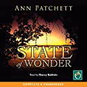 State of Wonder Audiobook by Ann Patchett Narrated by Nancy Baldwin