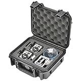 Skb Corporation I-Series Gopro Camera Case, Holds 2 Black