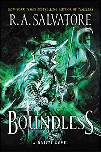 Boundless: A Drizzt Novel: R  A  Salvatore: 9780062688637: Amazon