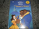 img - for Disney's Beauty and the Beast: The Beast's Story (Golden Easy Reader, Level 2) book / textbook / text book