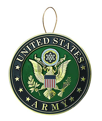 US Flag Store Allied Products Army Heroes Series Holiday Ornament