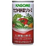 カゴメ 野菜ジュース 190g×30本
