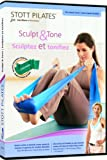 Stott Pilates Sculpt and Tone + Flex-Band DVD