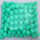 ZH 150Pcs Scrub Table Tennis Ball Ping Pong Ball Lottery balls