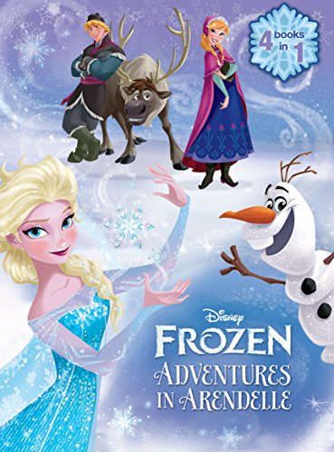 Frozen: Adventures in Arendelle (Disney Storybook (eBook)) -