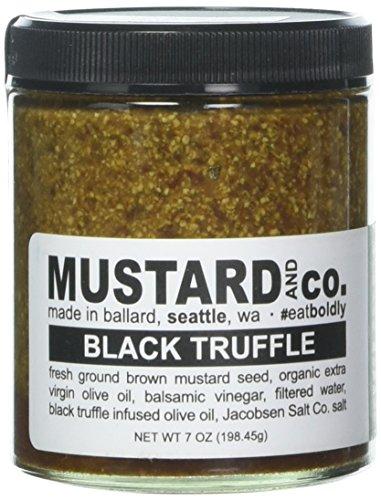 Mustard Co Black Truffle Gourmet product image