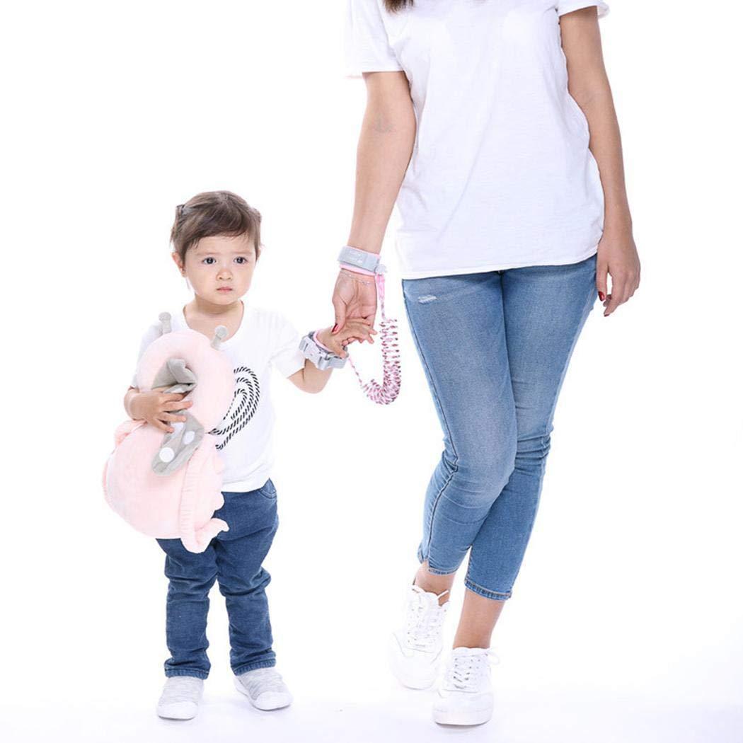 Skipo Kindersicherheitsgurt Kinderleine Handgelenkverbindung Anti-verlorenes Zugseil Sicherheitsleinen