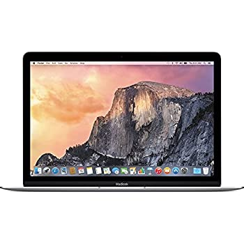 Apple Macbook12.0-inch 256GB Intel Core M Dual-Core Laptop - Silver (Certified Refurbished)