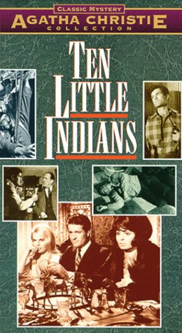 Agatha Christie's 'Ten Little Indians'