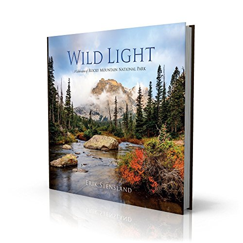 ation of Rocky Mountain National Park | Award-winning photography coffee table book ()