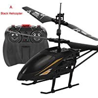DZT1968 LIDIRC S107 3.5CH Phantom Mini multi-layer Alloy non-toxic Remote Control RC Helicopter GYRO