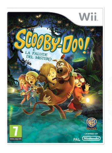 Wii - Scooby-Doo! and the Spooky Swap - [PAL EU]