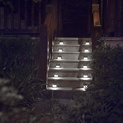 Solar Lights for Steps
